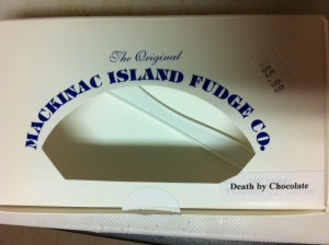 Mackinac Island Fudge Co.