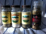 Seitan seasonings
