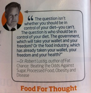 Robert Lustig, sugar, food for thought, SKY Magazine, Delta
