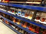 chocolate, German, Lindt, REWE, Frankfurt