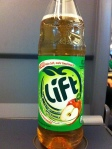 Lift, apfelsaft, apple juice, surprise