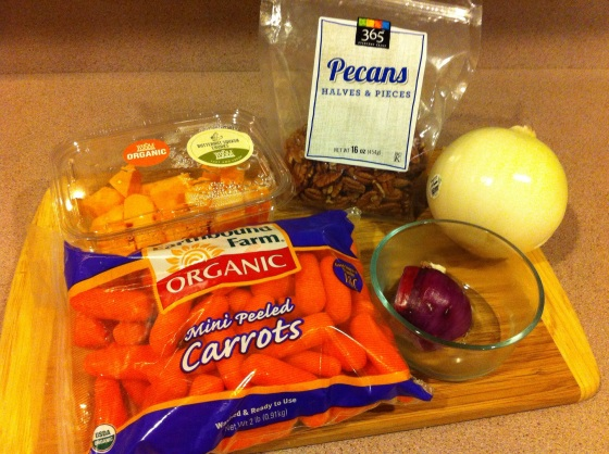 roasted veggies ingredients