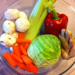 meatless monday, marianhd.com, for the love of food, tofu lo mein