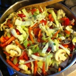 for the love of food, marianhd.com, stir fried veggies
