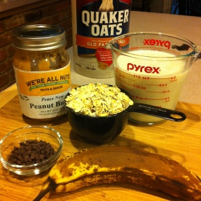 For the Love of Food, Meatless Monday, vegetarian, breakfast, oatmeal