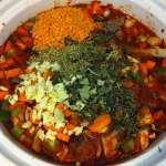 For the Love of Food, marianhd.com, vegetarian, healthy, spaghetti sauce recipe