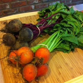 Farmers' market beets, local food, marianhd.com, for the love of food