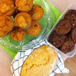 muffin bread cookies, vegetarian, marianhd.com, recipes, healthy