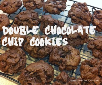 chocolate cookies, vegetarian, Meatless Monday