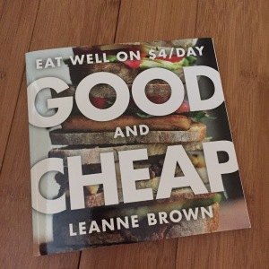 Good and Cheap, Leanne Brown, recipes