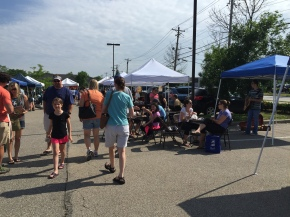 farmers market, montgomery, ohio