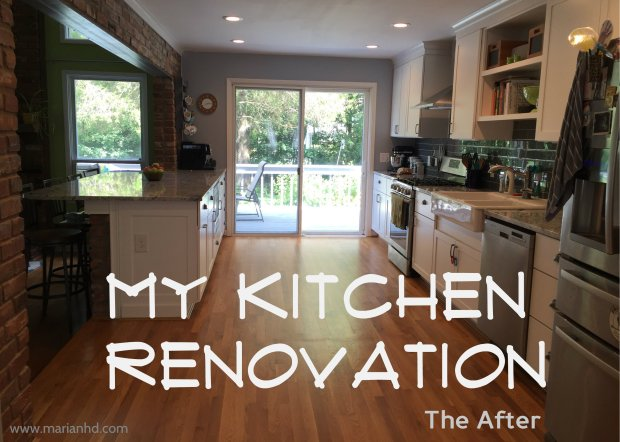 Kitchen renovation 2