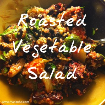 roasted-vegetable-salad